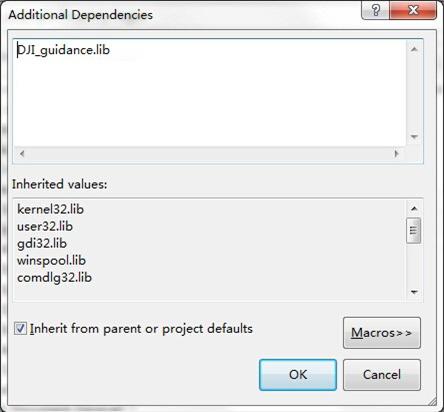 Run examples - DJI Mobile SDK Documentation