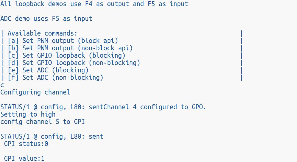 Multi-Function I/O sample - DJI Onboard SDK Documentation