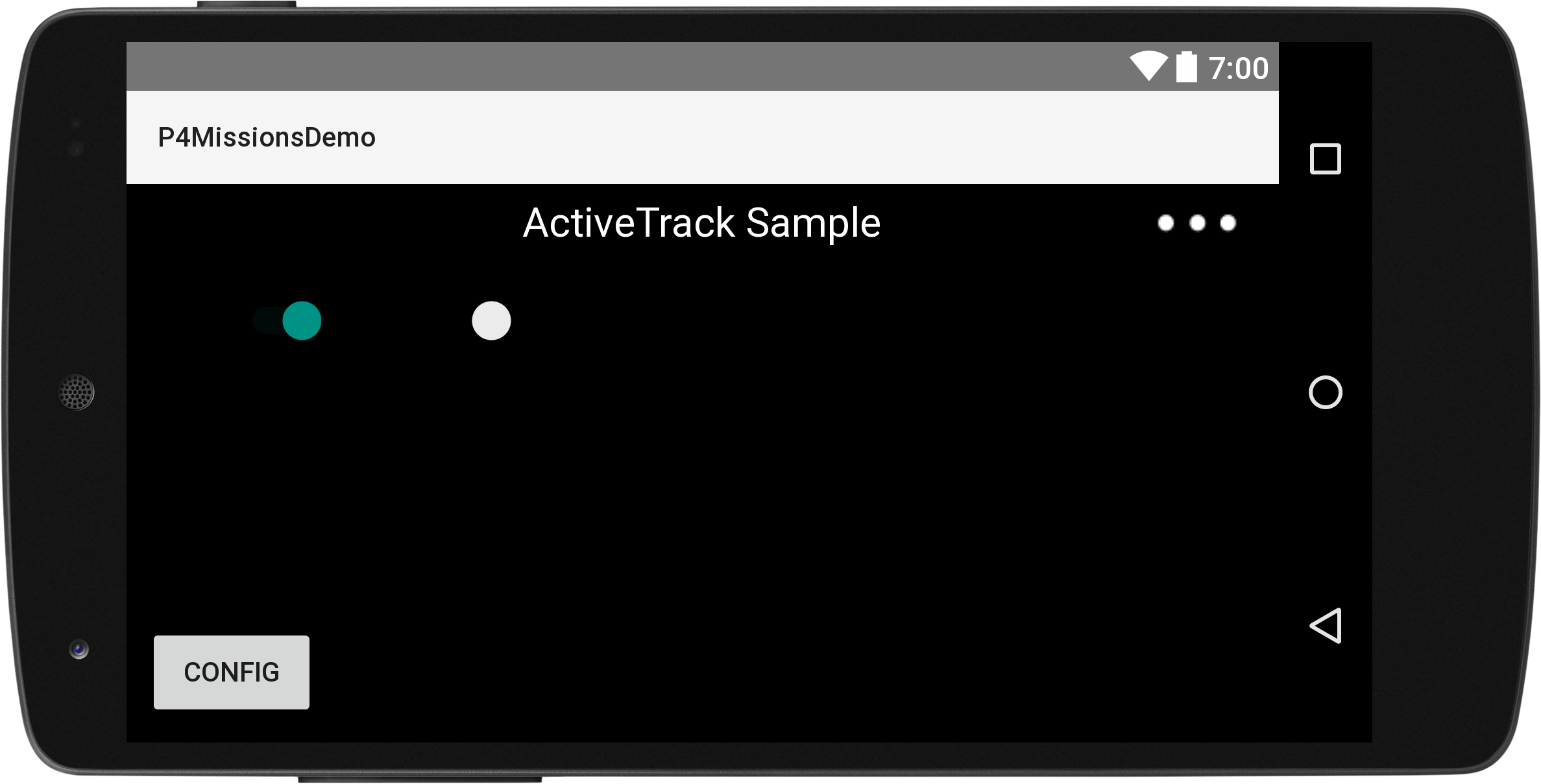 Creating a TapFly and ActiveTrack Missions Application - DJI Mobile