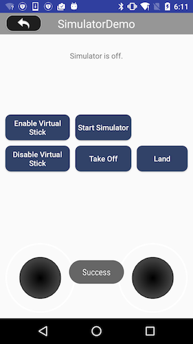 DJI Simulator Tutorial - DJI Mobile SDK Documentation